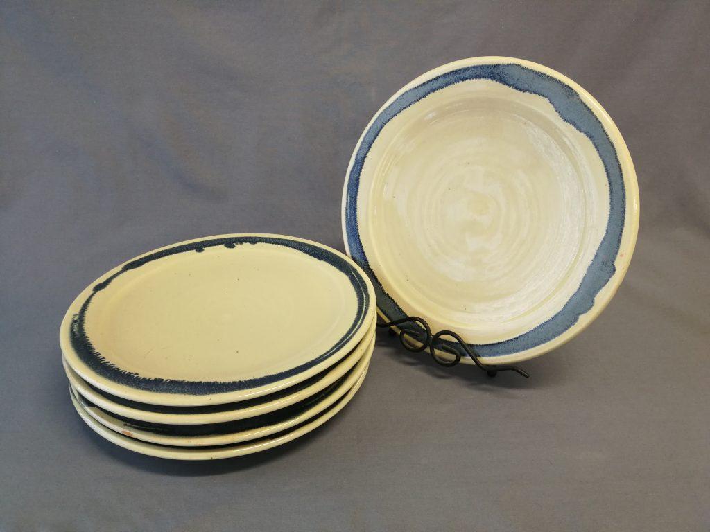 """PLATES - 12""""  $50- each"""