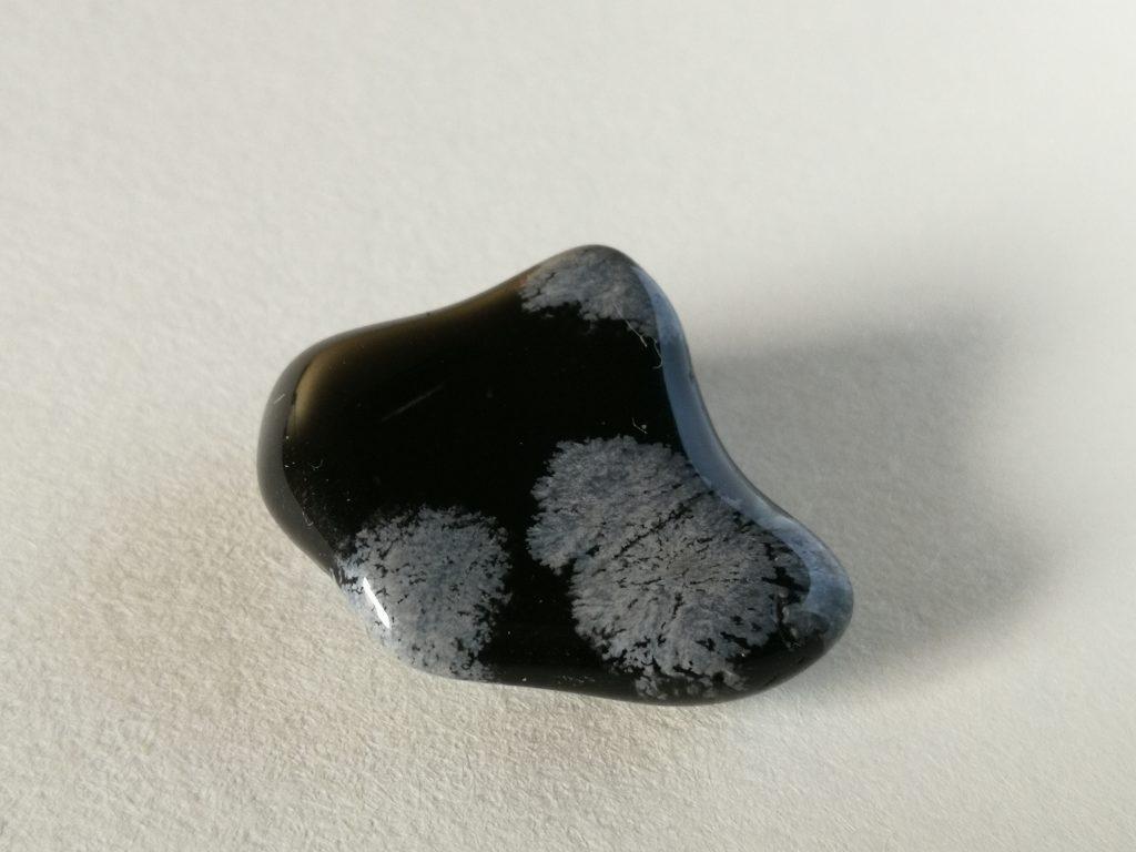 Snowflake Obsidian $12-