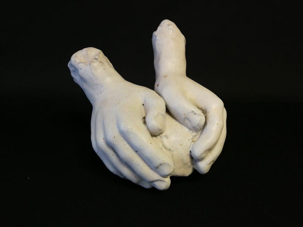 """Hands (8"""")  $300-"""