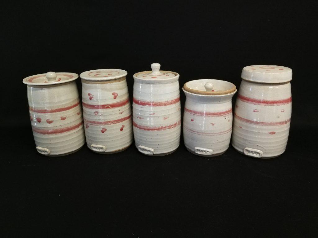 """Jars (8"""")  $100- each"""