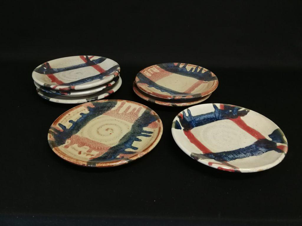"""Plates (7"""") $35- each"""