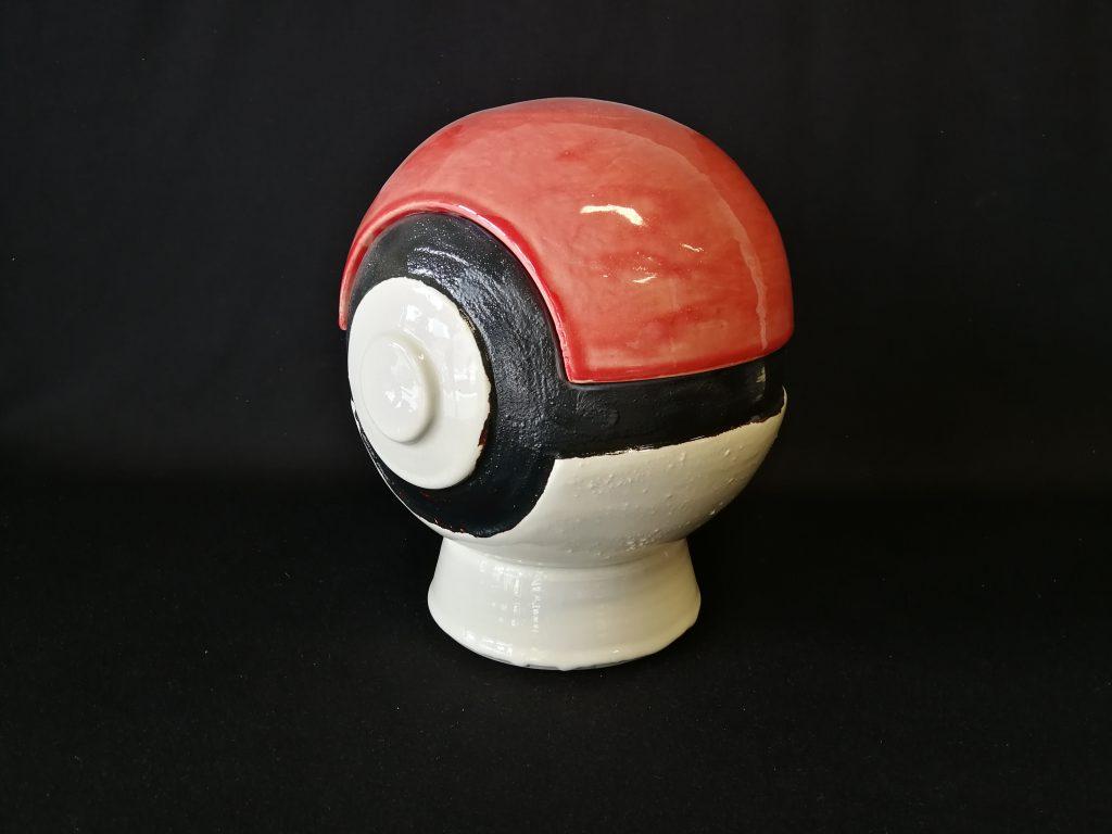 "PokeBall w/ Lid (11"")  $300-"