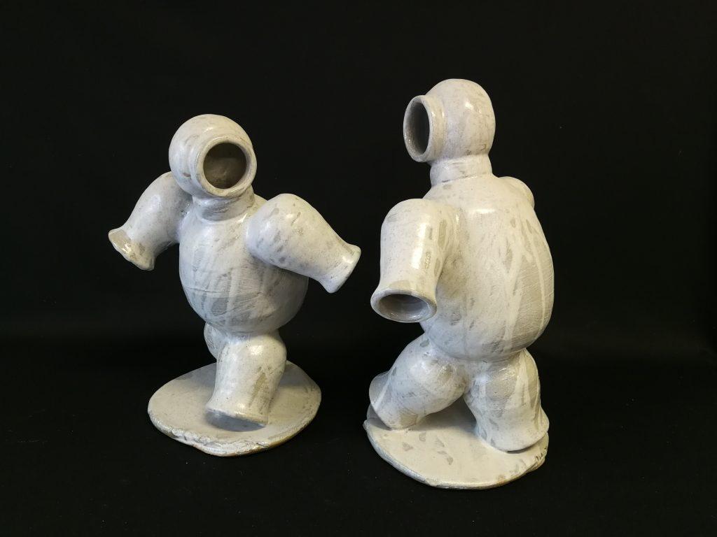 """Pot People (15"""") $250- each"""