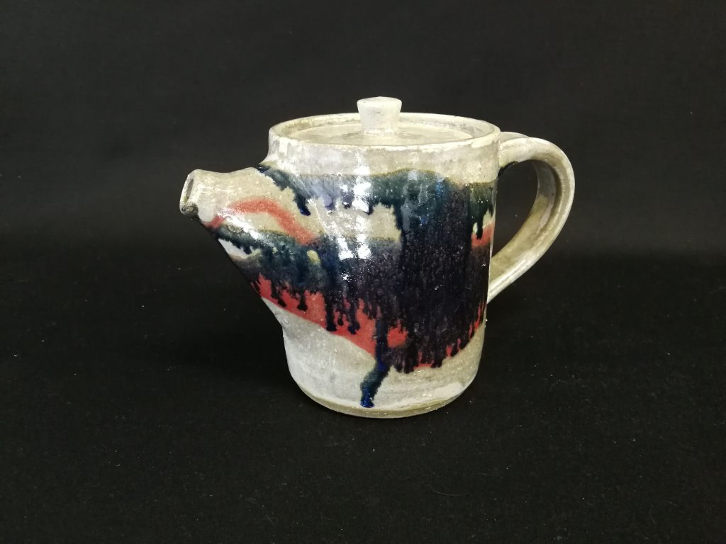 "Teapot (5"") $100-"