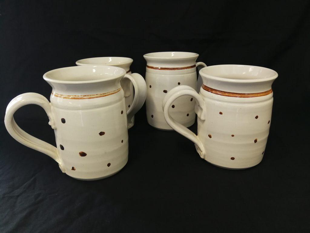 """Mugs (5"""")  $50- each"""