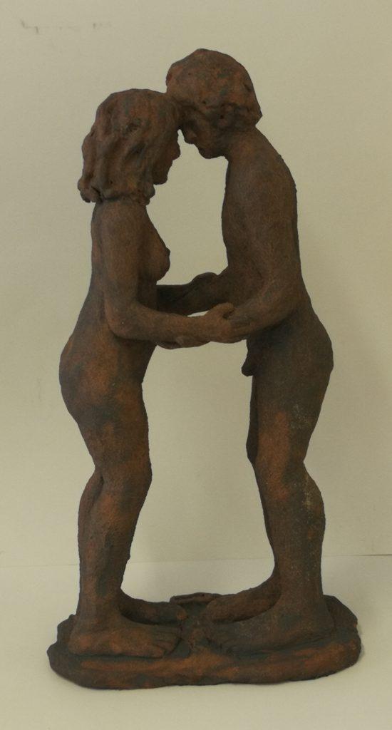 """Man & Woman (25"""")  $500-"""