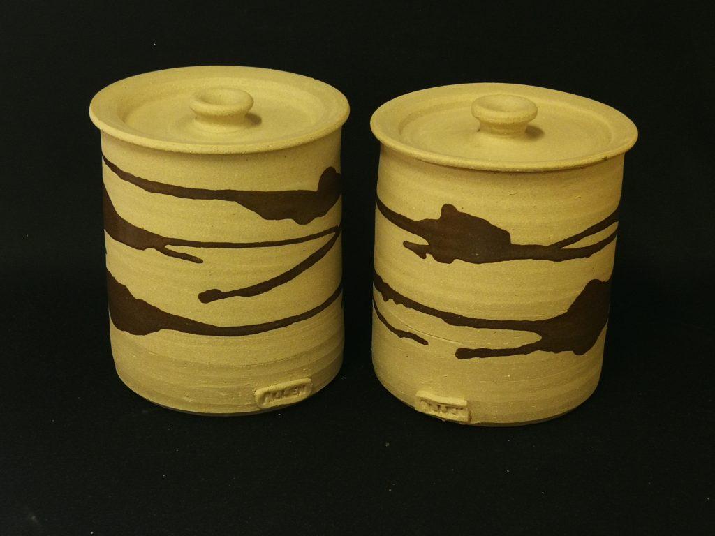 """Jars 8"""" $100- each"""